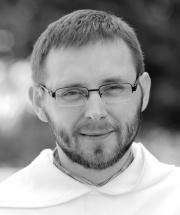 o. Michał Mrozek OP wicedyrektor IT i sekretarz Przeglądu Tomistycznego