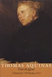 Thomas Aquinas theologian Thomas F. O'Meara, O.P.